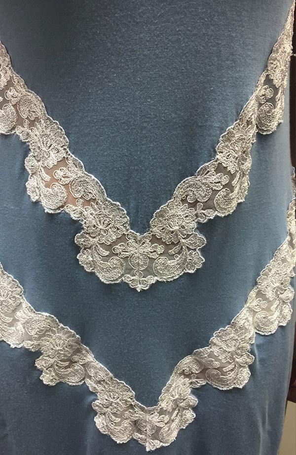 design innovativo f1097 3797e Camicia da notte spalla larga Rosella