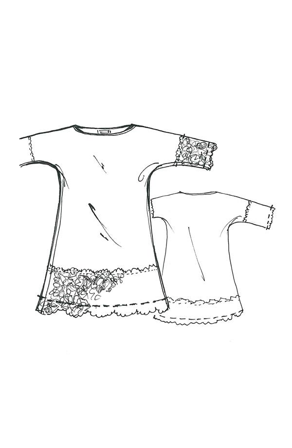 Camicia da notte Consuelo